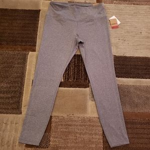 Reebok high rise workout leggings sz XL